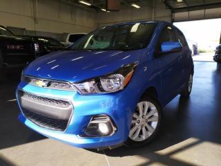 Used 2017 Chevrolet Spark LT/BLUETOOTH/CAMERA DE RECUL/REGULATEUR DE VITESSE for sale in Blainville, QC