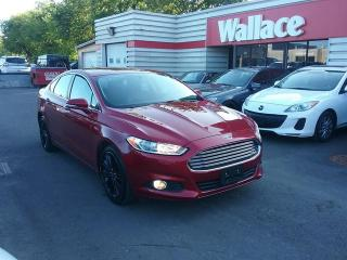 Used 2014 Ford Fusion SE Luxury NAV for sale in Ottawa, ON