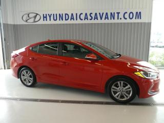 Used 2017 Hyundai Elantra Berline automatique, GL for sale in St-Hyacinthe, QC