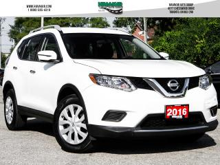 Used 2016 Nissan Rogue S for sale in North York, ON