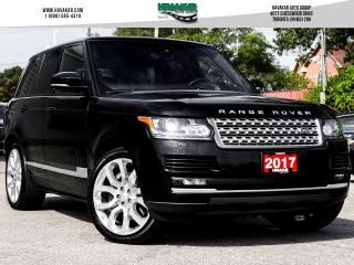 Used 2017 Land Rover Range Rover 5.0L V8 Supercharged for sale in North York, ON