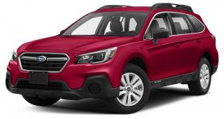 New 2019 Subaru Outback 2.5i THE 2019 SUBARU OUTBACK IS EQUIPPED FOR LIFE'S AUTHENTIC ADVENTURES AND A IIHS TOP SAFETY PICK+! for sale in Charlottetown, PE