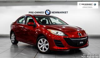 Used 2010 Mazda MAZDA3 GS at -1OWNER|NO ACCIDENTS| for sale in Newmarket, ON