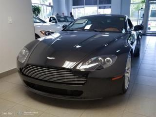 Used 2007 Aston Martin Vantage for sale in Calgary, AB