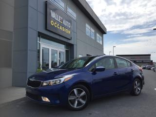 Used 2018 Kia Forte 2018 Kia Forte - LX+ Auto for sale in St-Georges, QC