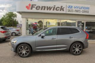 Used 2018 Volvo XC60 T6 AWD Inscription for sale in Sarnia, ON