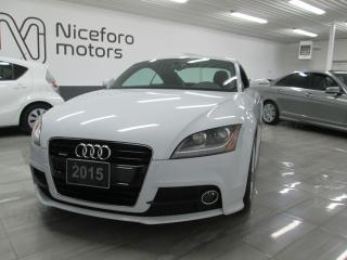 Used 2015 Audi TT S Line 2.0T S line Competition (S tronic) for sale in Oakville, ON