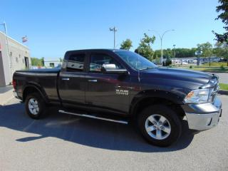 Used 2015 RAM 1500 SLT Quad Cab 4WD TURBO DIESEL for sale in Châteauguay, QC