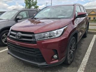 Used 2017 Toyota Highlander Traction intégrale 4 portes SE for sale in Val-David, QC