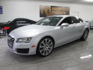 Used 2014 Audi A7 S Line 3.0 Progressiv S-LINE for sale in Oakville, ON