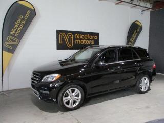 Used 2013 Mercedes-Benz ML 350 Bluetech ML 350 BlueTEC 4MATIC NAV+PANORAMIC for sale in Oakville, ON
