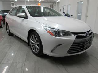 Used 2016 Toyota Camry XLE - NAVI, LEATHER, ROOF for sale in Oakville, ON
