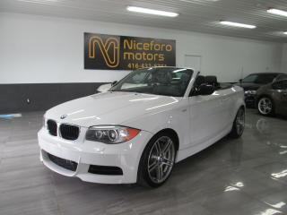 Used 2013 BMW 135i i - manuel - convertible for sale in Oakville, ON