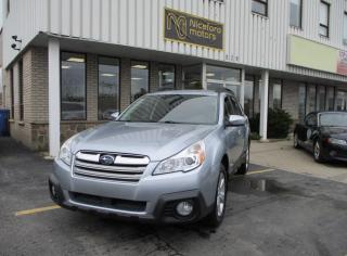 Used 2013 Subaru Outback 2.5i Touring for sale in Oakville, ON