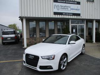 Used 2013 Audi A5 S LINE PANORAMIC NAVIGATION for sale in Oakville, ON