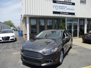 Used 2016 Ford Fusion Hybrid SE Hybrid for sale in Oakville, ON