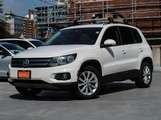 Used 2012 Volkswagen Tiguan for sale in Toronto, ON