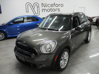 Used 2014 MINI Cooper Countryman - S, ALL4, - for sale in Oakville, ON
