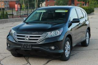Used 2013 Honda CR-V EX-L Leather | Heated Seats | CERTIFIED for sale in Waterloo, ON