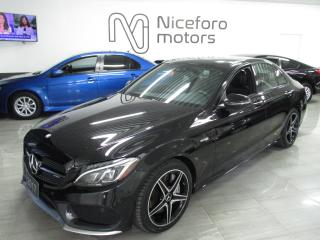 Used 2017 Mercedes-Benz C-Class AMG C 43 for sale in Oakville, ON