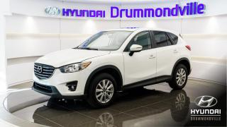Used 2016 Mazda CX-5 GS + GARANTIE + TOIT + BLUETOOTH + SKY ! for sale in Drummondville, QC