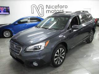 Used 2015 Subaru Outback 3.6R w/Limited & Tech Pkg for sale in Oakville, ON