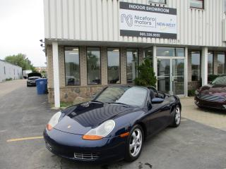 Used 2002 Porsche Boxster for sale in Oakville, ON