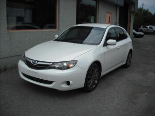 Used 2010 Subaru Impreza Hayon 5 portes, boîte manuelle, 2.5i for sale in Repentigny, QC