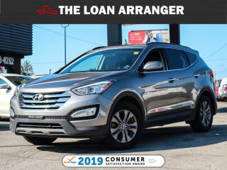 Used 2014 Hyundai Santa Fe for sale in Barrie, ON
