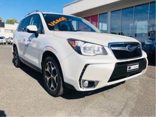 Used 2014 Subaru Forester 2.0XT Limited Package for sale in Lévis, QC