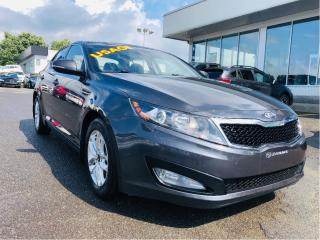 Used 2013 Kia Optima LX+ for sale in Lévis, QC