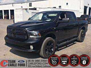 Used 2016 RAM 1500 Dodge RAM 1500 Sport 2016, Int. en cuir, for sale in Gatineau, QC