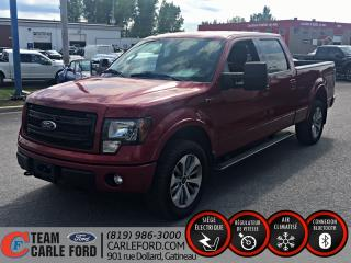 Used 2013 Ford F-150 Ford F-150 S/Crew FX4 2013, Toit ouvrant for sale in Gatineau, QC