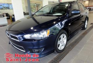 Used 2014 Mitsubishi Lancer Berline 4 portes, boîte manuelle, SE, tr for sale in St-Jean-Sur-Richelieu, QC