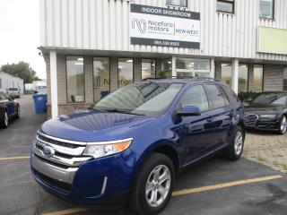 Used 2013 Ford Edge SEL for sale in Oakville, ON