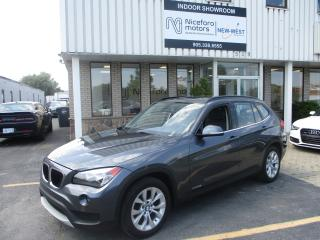 Used 2014 BMW X1 Panoramic Roof xDrive28i for sale in Oakville, ON
