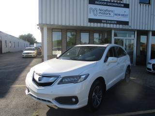 Used 2017 Acura RDX elite pkg for sale in Oakville, ON