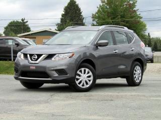 Used 2016 Nissan Rogue S AWD + BLUETOOTH + CLIMATISEUR + CAMÉRA for sale in Magog, QC