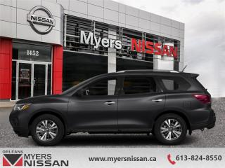 Used 2017 Nissan Pathfinder SL  - Leather Seats -  Bluetooth - $178 B/W for sale in Ottawa, ON