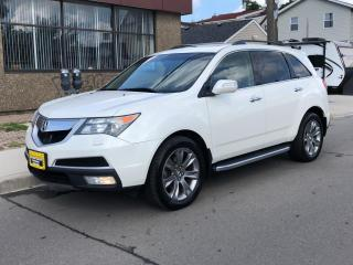 Used 2011 Acura MDX AWD 4dr Elite Pkg for sale in Hamilton, ON
