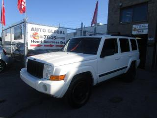 Used 2010 Jeep Commander AWD SPORT 7 Passagers Mags A/C for sale in Montréal, QC