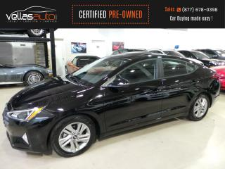 Used 2019 Hyundai Elantra Preferred SUNROOF| SAFTEY PKG| R/CAMERA for sale in Vaughan, ON