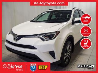 Used 2016 Toyota RAV4 LE Sièges chauffants, Caméra recul for sale in Québec, QC
