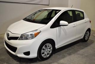 Used 2012 Toyota Yaris LE (A4) for sale in Sherbrooke, QC