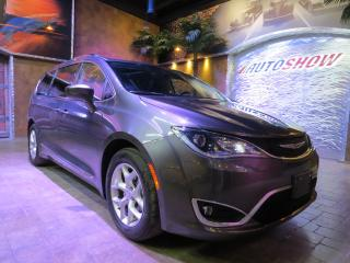 Used 2018 Chrysler Pacifica Touring-L Plus w/ Pano Roof, DVD x2, Htd Lthr!! for sale in Winnipeg, MB