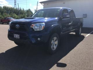 Used 2015 Toyota Tacoma TRD Sport for sale in Moncton, NB
