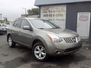 Used 2009 Nissan Rogue ***SL,AWD,AUTOMATIQUE,BAS KILOMETRAGE*** for sale in Longueuil, QC