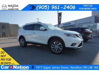 Used 2015 Nissan Rogue SL | NAV | LEATHER | PANO ROOF | REAR CAM for sale in Hamilton, ON