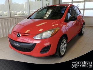 Used 2011 Mazda MAZDA2 GS + ÉCRAN TACTILE for sale in Ste-Julie, QC