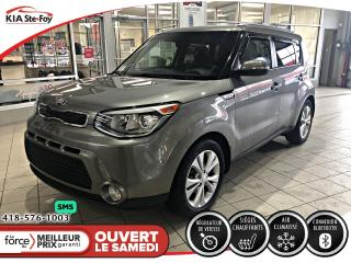 Used 2015 Kia Soul EX+ *SIÈGES CHAUFFANTS *BLUETOOTH *A/C for sale in Québec, QC